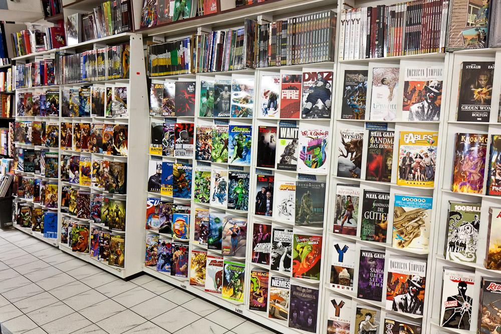 Товары аниме-магазина